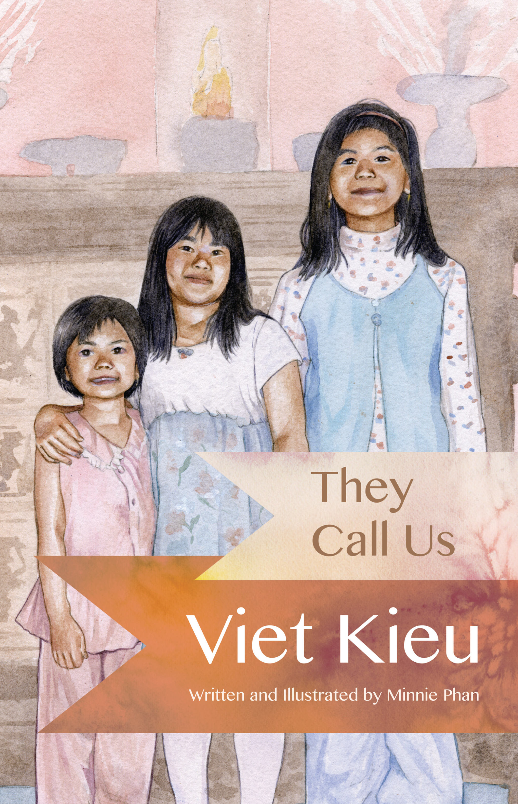 They Call Us Viet Kieu - They Call Us Viet Kieu is a crowdfunded 32-page full color book about my parent's story as refugees from Vietnam and my own solo journey back to the country they fled. Since it's publication in 2013, it as been admitted into libraries (San Francisco Public Library, California College of the Arts, University of California, Davis, University of Wisconsin‑Madison) and community organizations in CA, NY, TX, OR, and WA. In 2015 at YBCA it joined the permanent zine collection of the Alien She exhibition about the Riot Grrrl Movement.