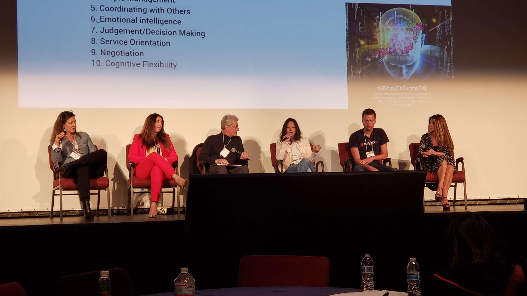 Humans, Machines & Our Augmented Intelligence Digital Future Panel
