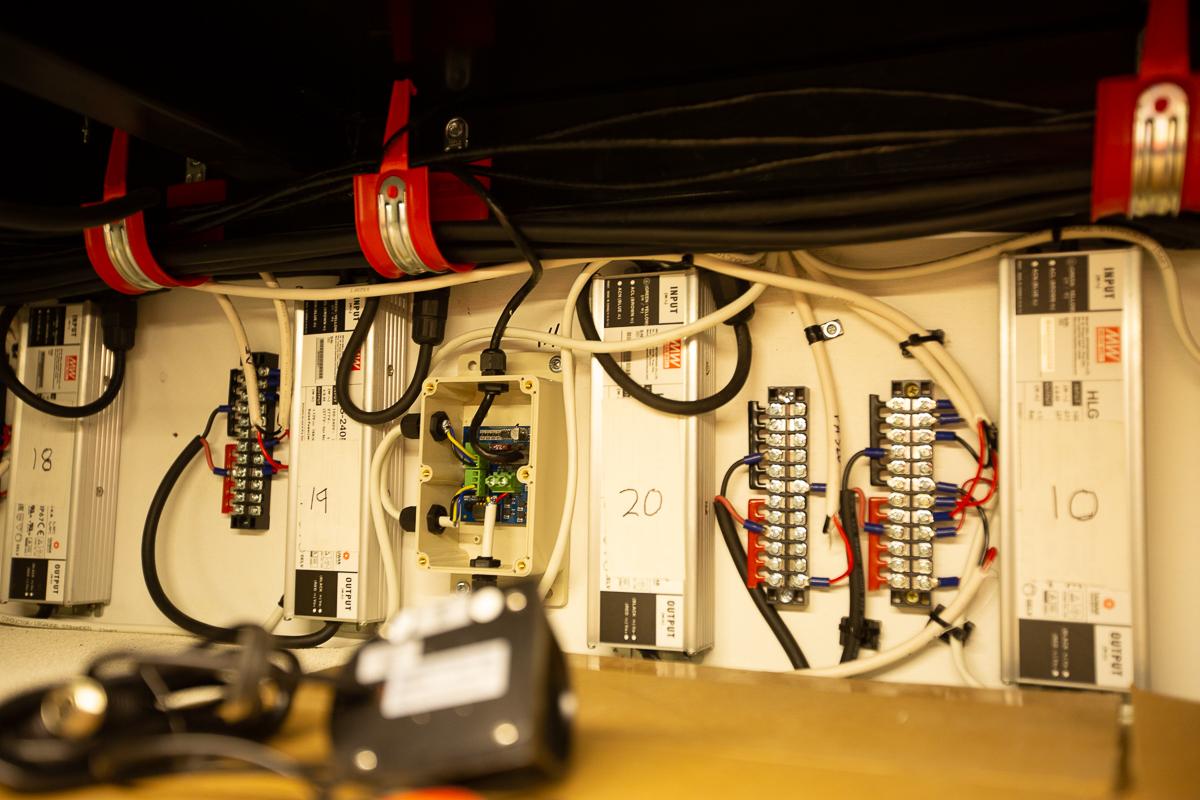 Meticulous wiring