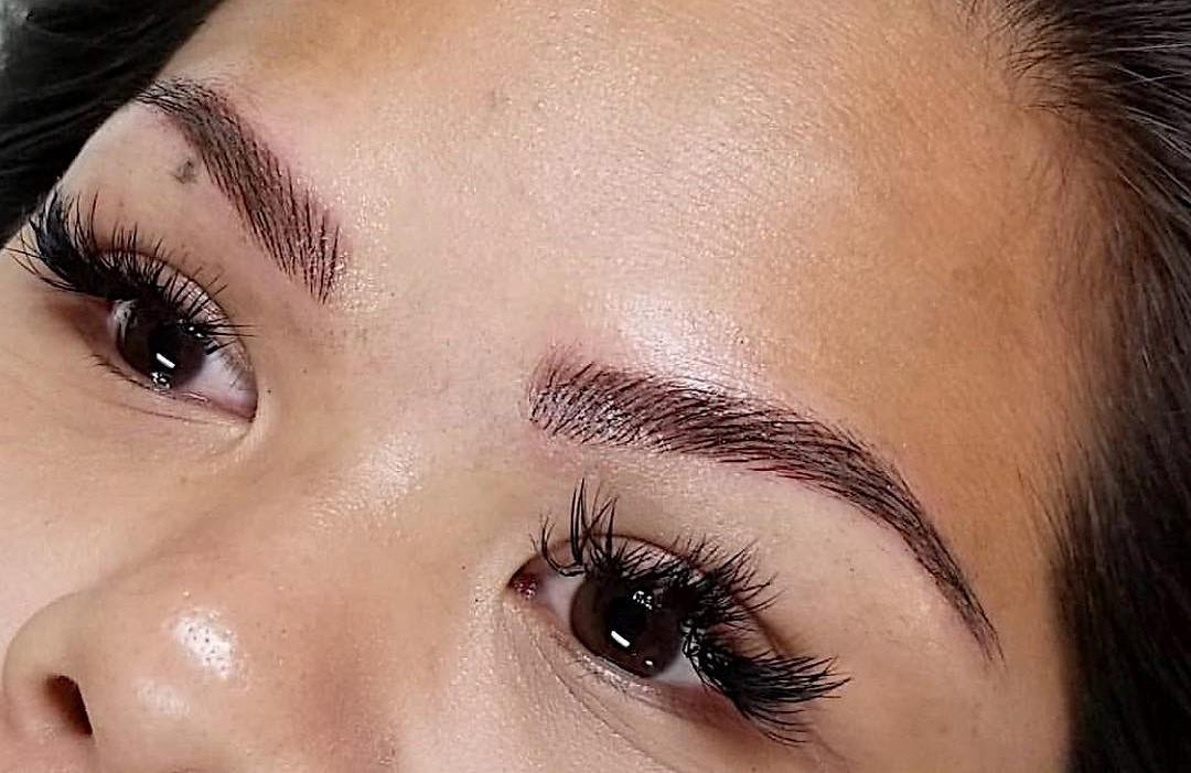 Microblading of Eyebrows