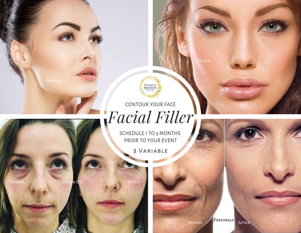 Contour Your Face - Facial Filler