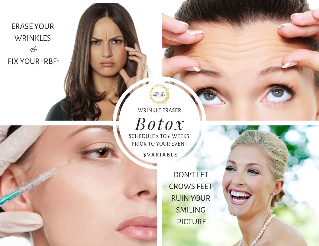 Wrinkle Eraser - Botox