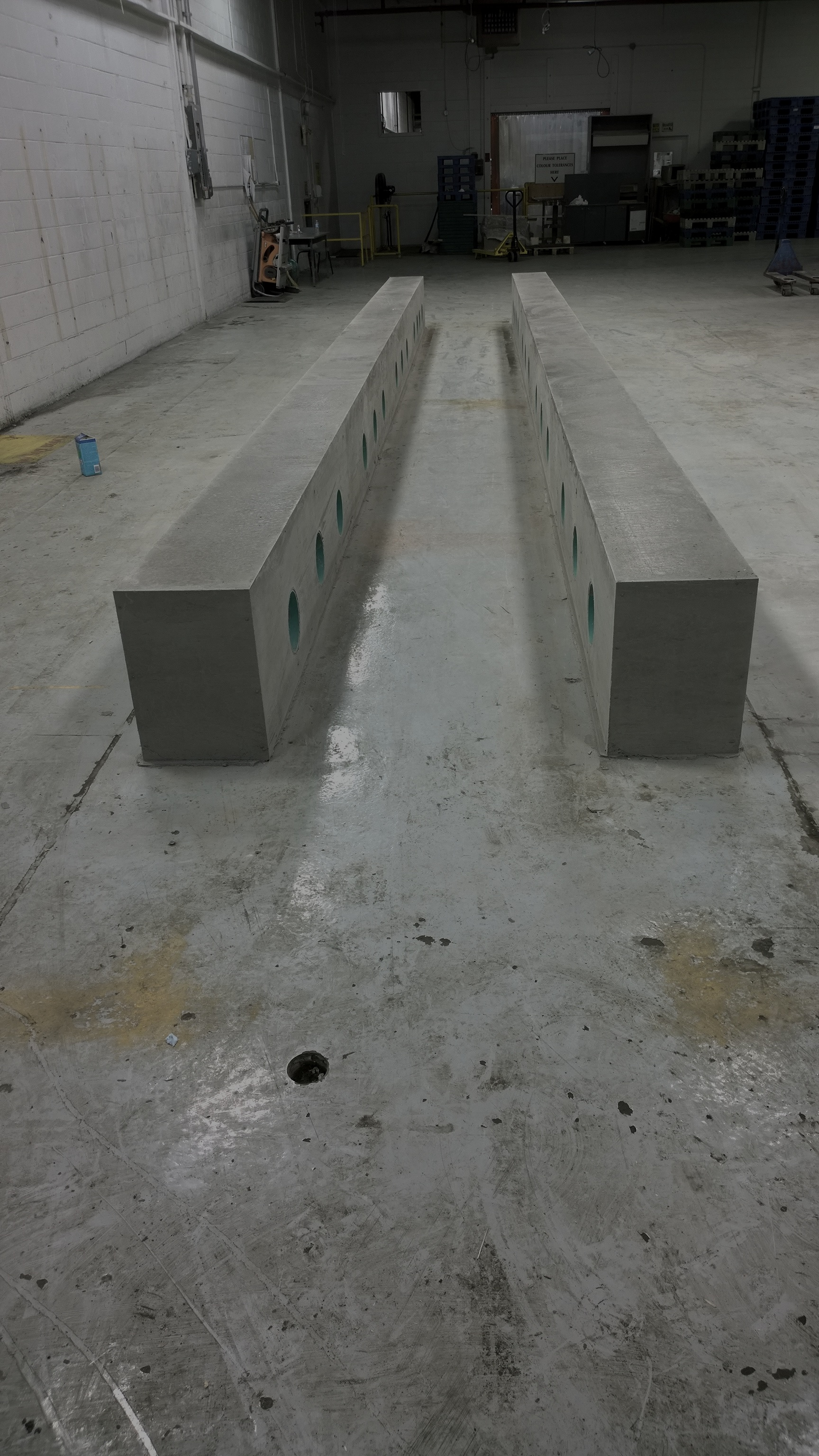 - PRECISION CONCRETE