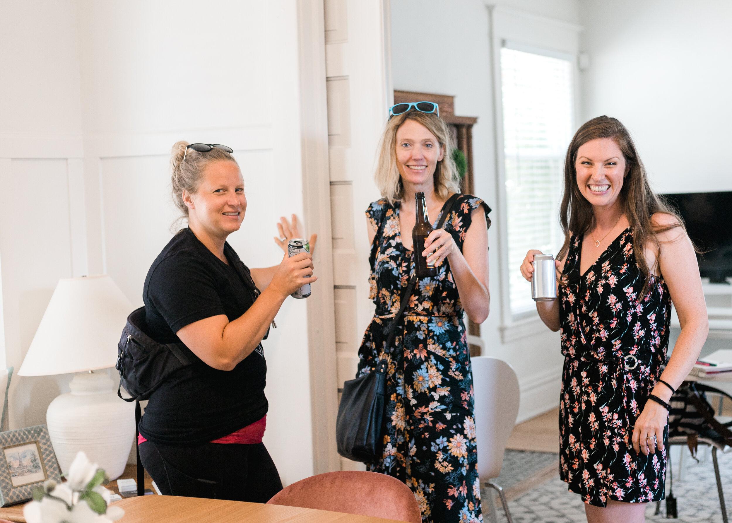 Women's networking and development