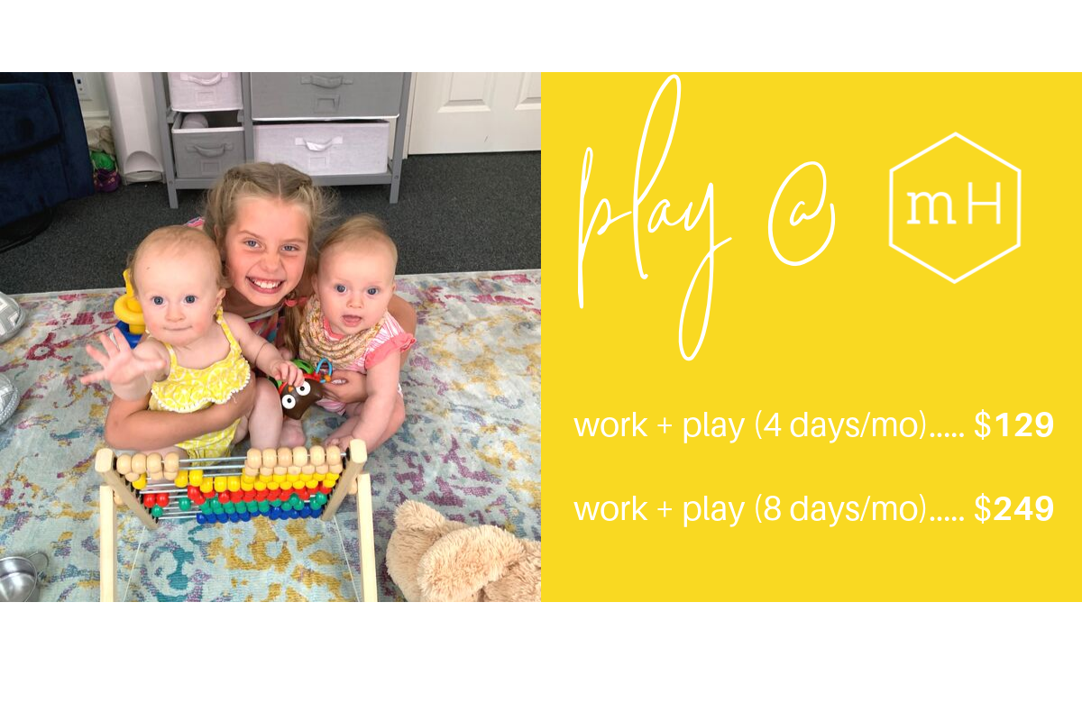 coworking with childcare for women
