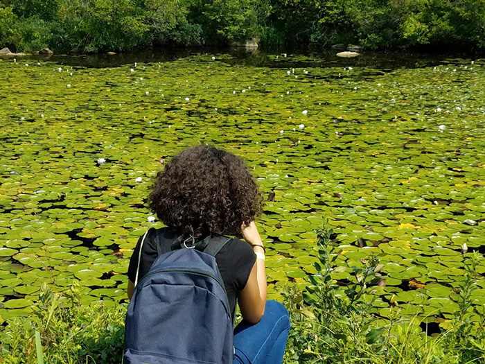 Nature through a New Lens - Youth experience nature and have fun.The Need: NYC homeless youth and those living in shelters rarely have the proper resources to enjoy and experience nature.What Happened Next: 300 first time campers annually arrive from the Bronx and Harlem. Through the Regional Nature Museums, these campers learn a lesson on light, color, perspective and framing with a camera.Our Outcome: Youth explore nature in a new way and have fun. At the end of each program, photos are displayed at a gallery exhibit for all to appreciate.