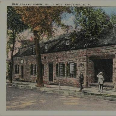 SENATE HOUSE -