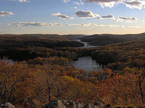 Skanatati, Kanawaukee and Sebago in Harriman State Park  by Harrimanhikers 01 08.jpg