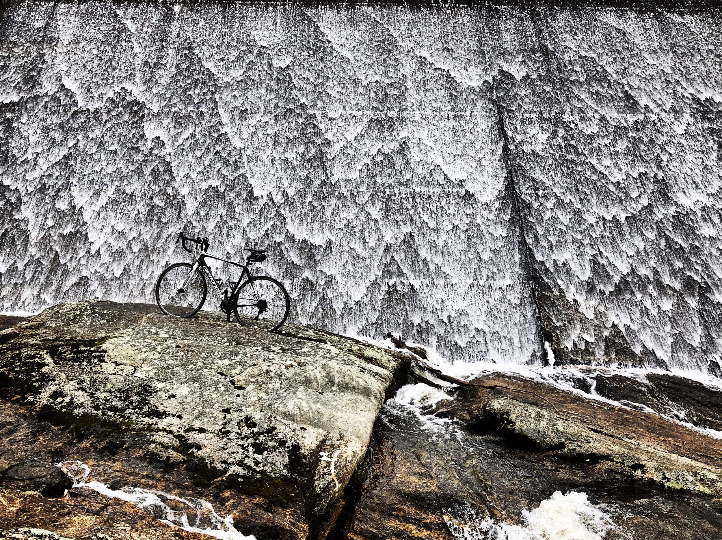 MARTIN GALLAGHER - Photo Contest Winner (Lake Welch Dam)