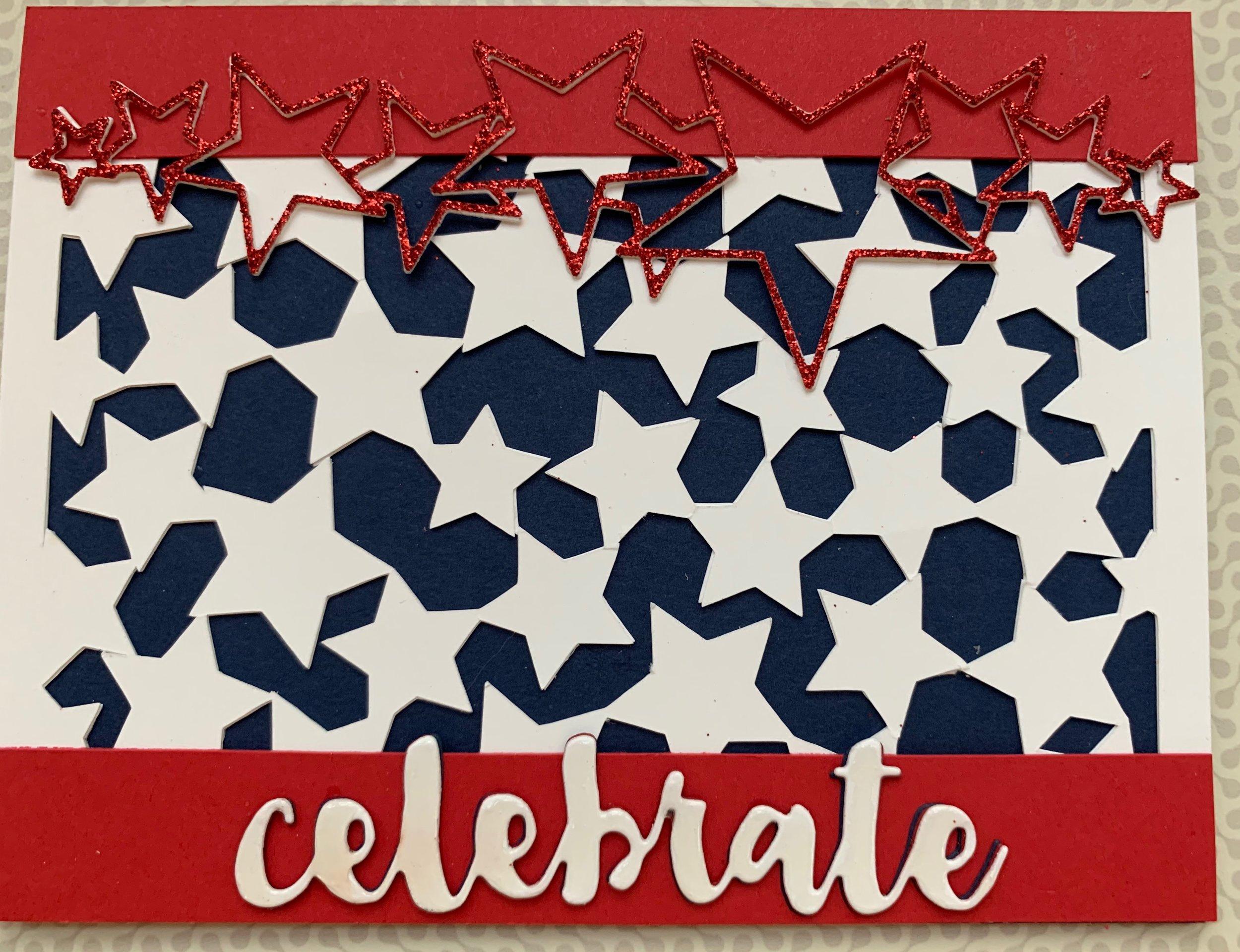 4th of July cards|postivelyjane.net