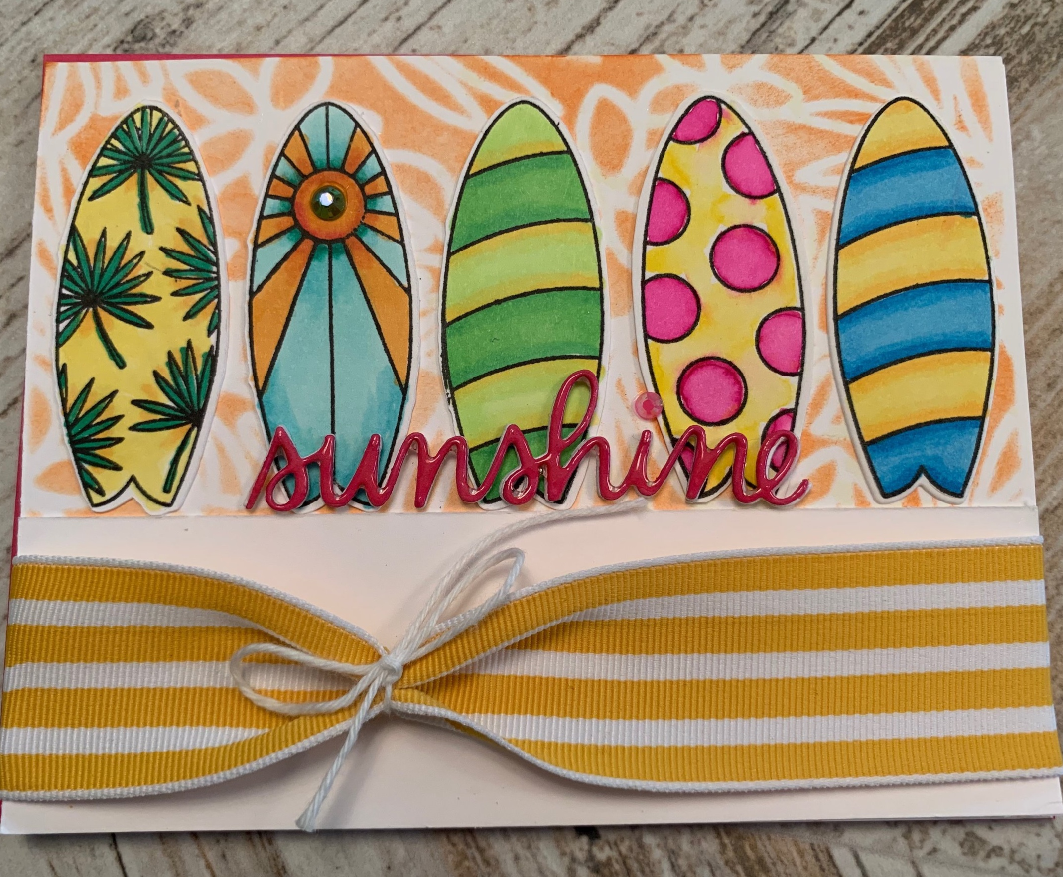 summer fun cards|positively jane