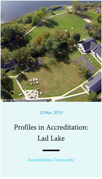 Profiles in Accreditation: Lad Lake