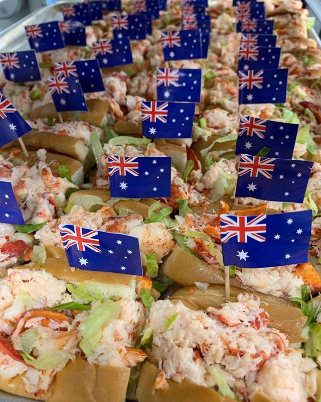 Celebrate with #lobsterrolls!