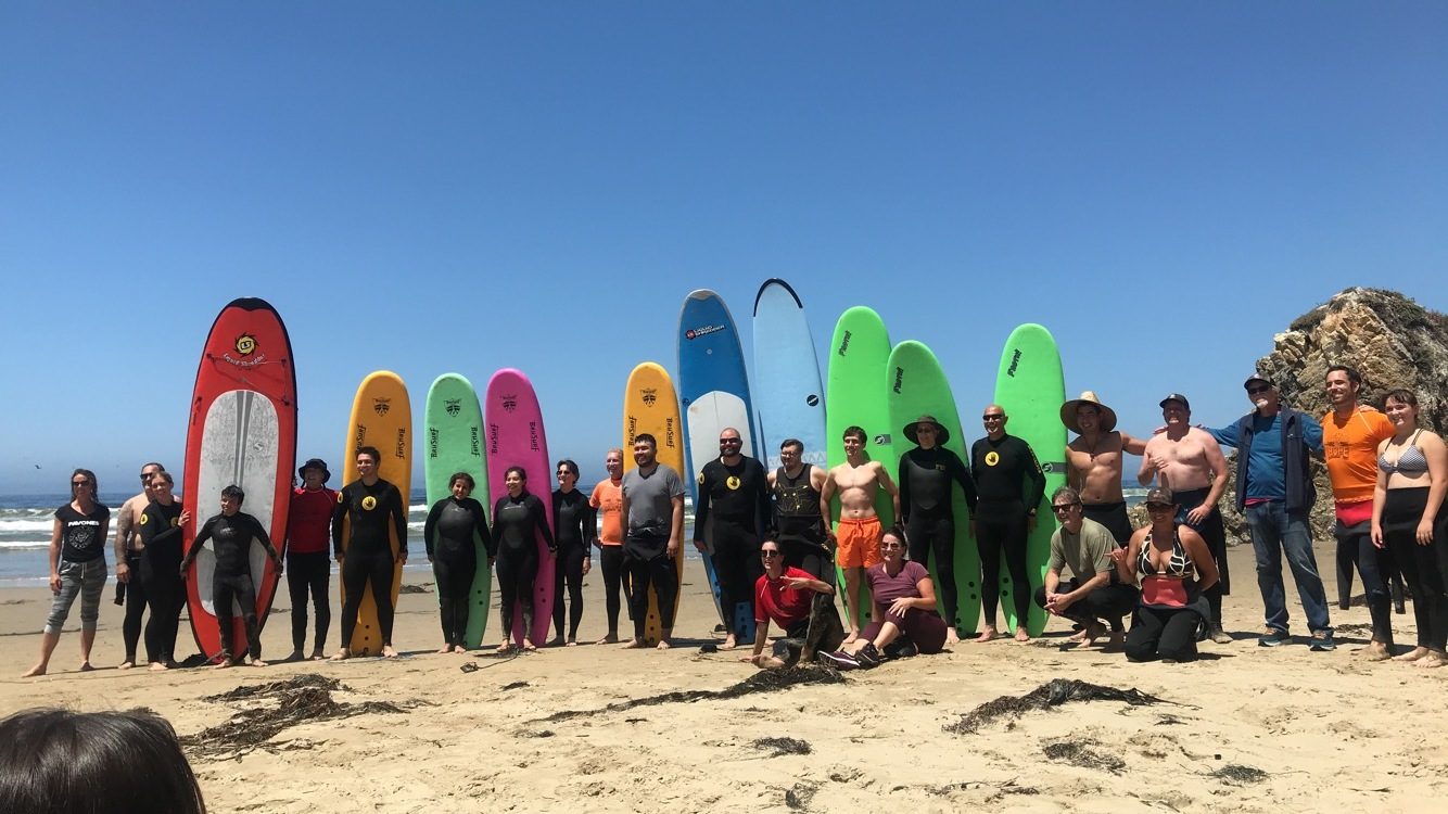 Proud Sponsors of the 2019 Valley Children's Hospital's(Madera CA) Survivor Surf Camp