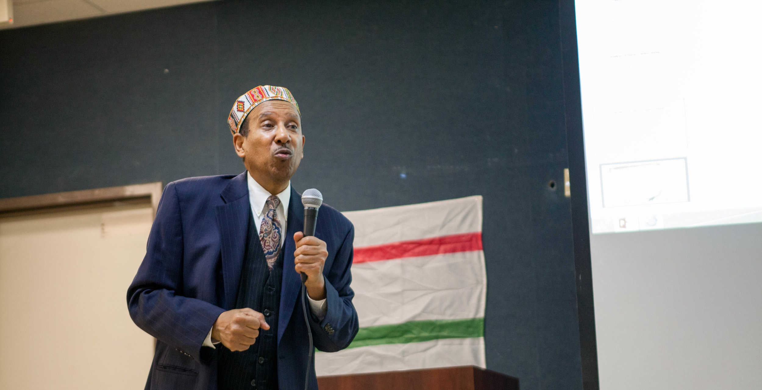 DR. ZAKI VISITS DALLAS TO DISCUSS THE PAST, PRESENT, AND FUTURE OF HARAR.   Read Post