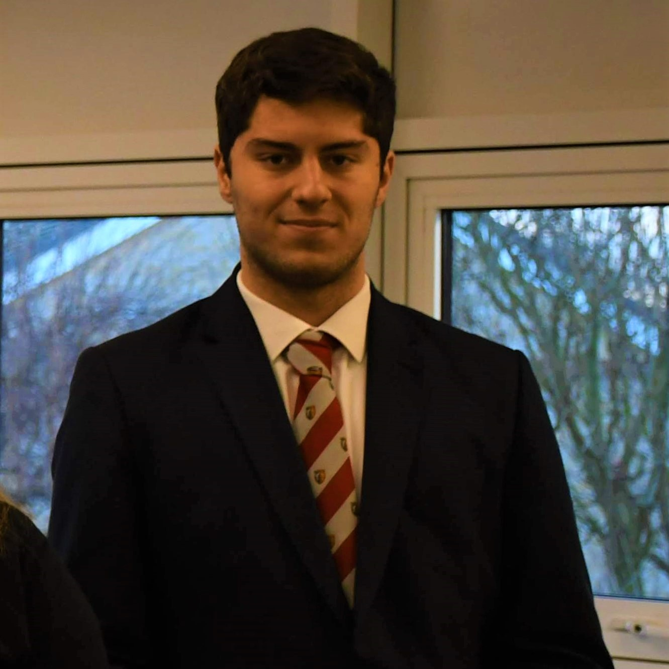 Darvy from Gunnersbury Sixth Form - Clifford Chance's Future Lawyer of the Year, 2019