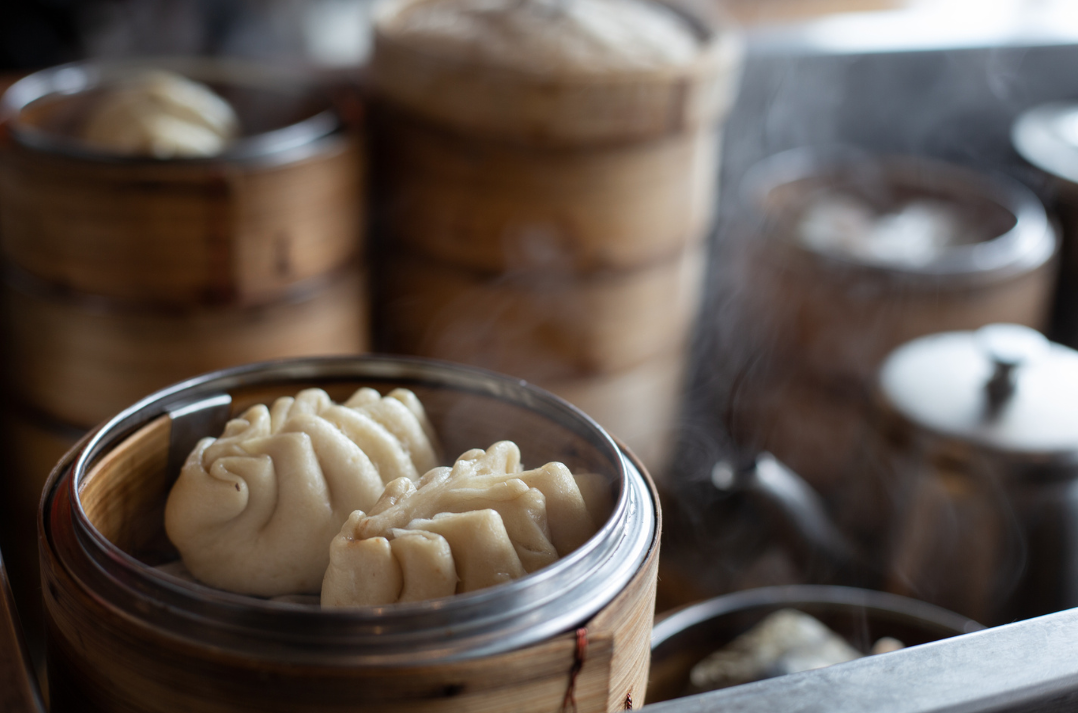 Boke Bowl now offers Dim Sum (Westside only) every Saturday and Sunday from 11AM – 2PM
