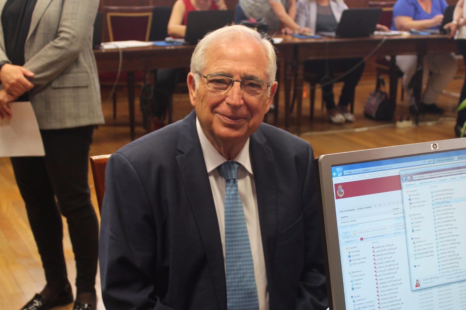 Senador Juan José Imbroda