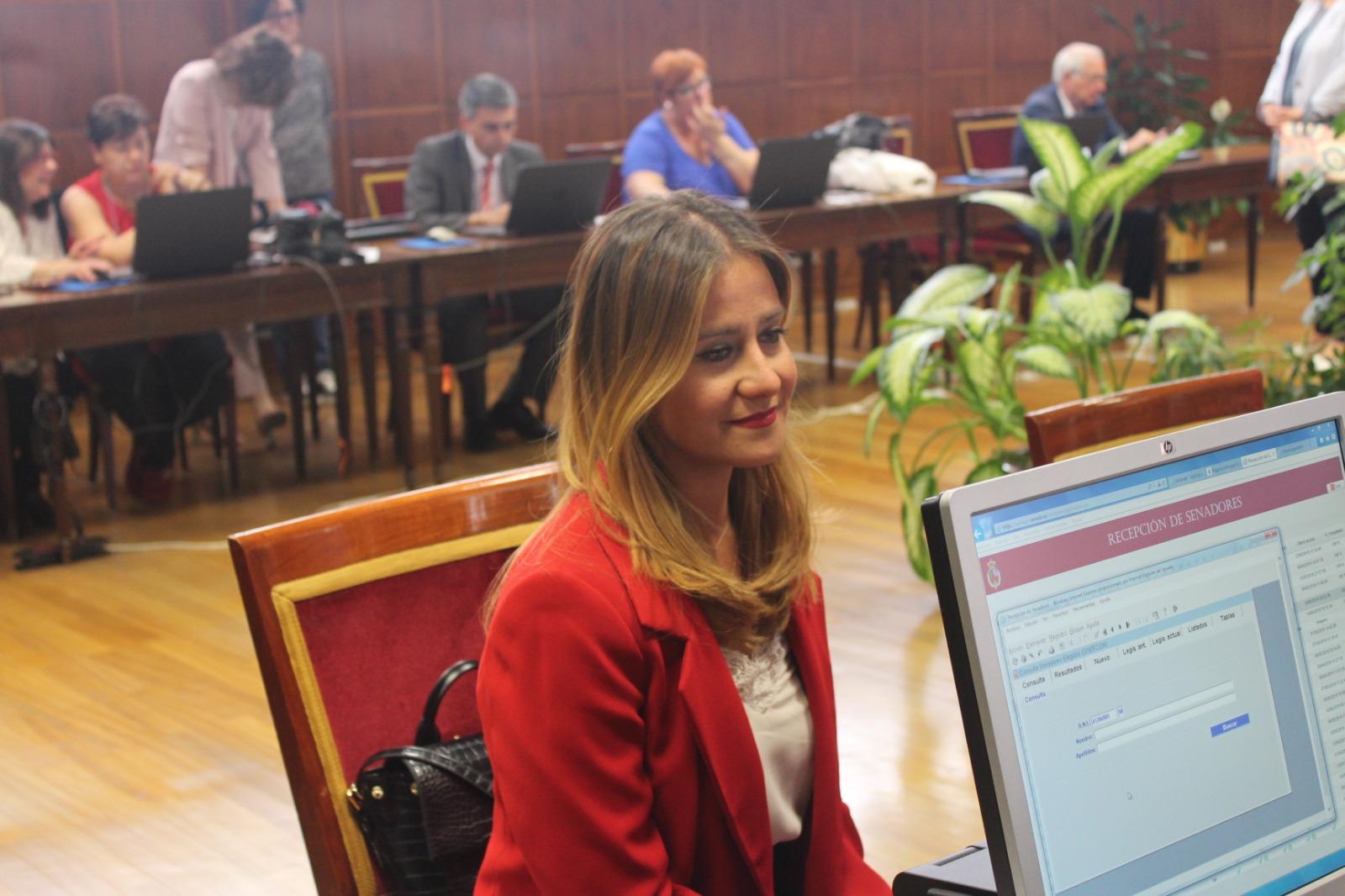Senadora Sofía Acedo