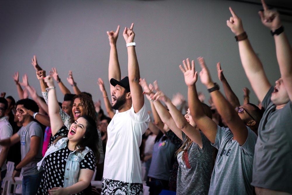 IECG - Igreja Comunidade Global - Website, Aplicativo, SEO