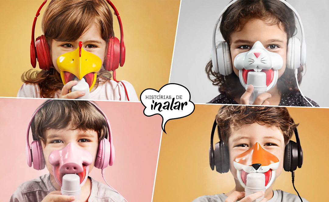 Histórias de Inalar  Clin Kids