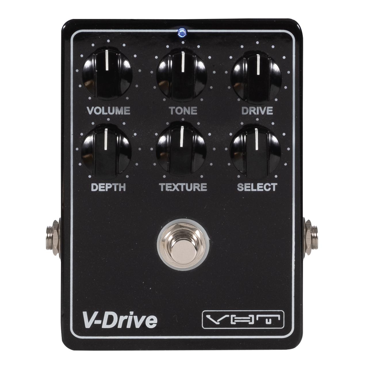 VHT V-Drive - Overdrive Pedal