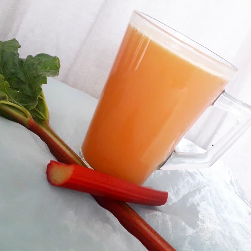 Rabarber Juice