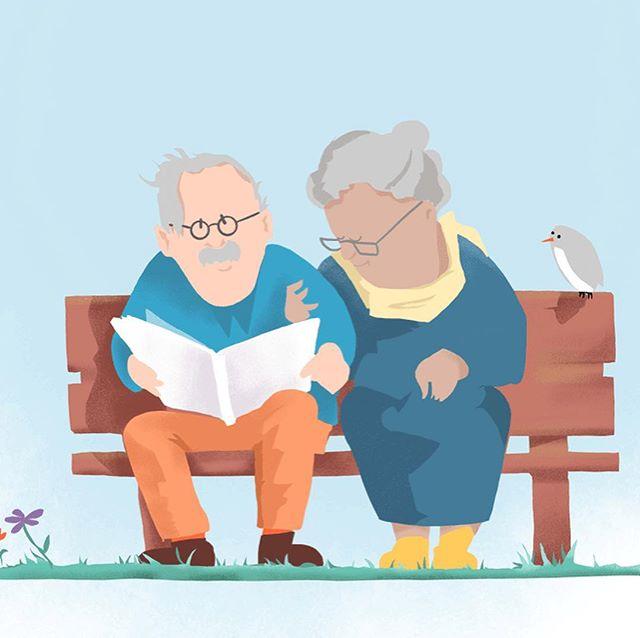 Heb jij wel eens nagedacht over hoe je oud wilt worden?  Met een zorgconsortium zijn we aan het werken aan een visie waarin wordt nagedacht over vragen zoals: welke zorgprofessional heeft wanneer de regie, welke mogelijkheden bieden e-health en hoe zorg je dat elke oudere nadenkt over zijn/haar toekomst en wat zij hierin belangrijk vinden?  Hoe zie jij jouw toekomst? . . . . . #alwaysbesketching #sketch #jamvizthink #jamvisualthinking #sketching #sketchzone #sketchaday #dailysketch #drawing #illustration #art #artistsoninstagram #instaart #tekening #tekenen #dailyart #comicart #comic #copic #pentel #characterdesign #characterart #conceptart