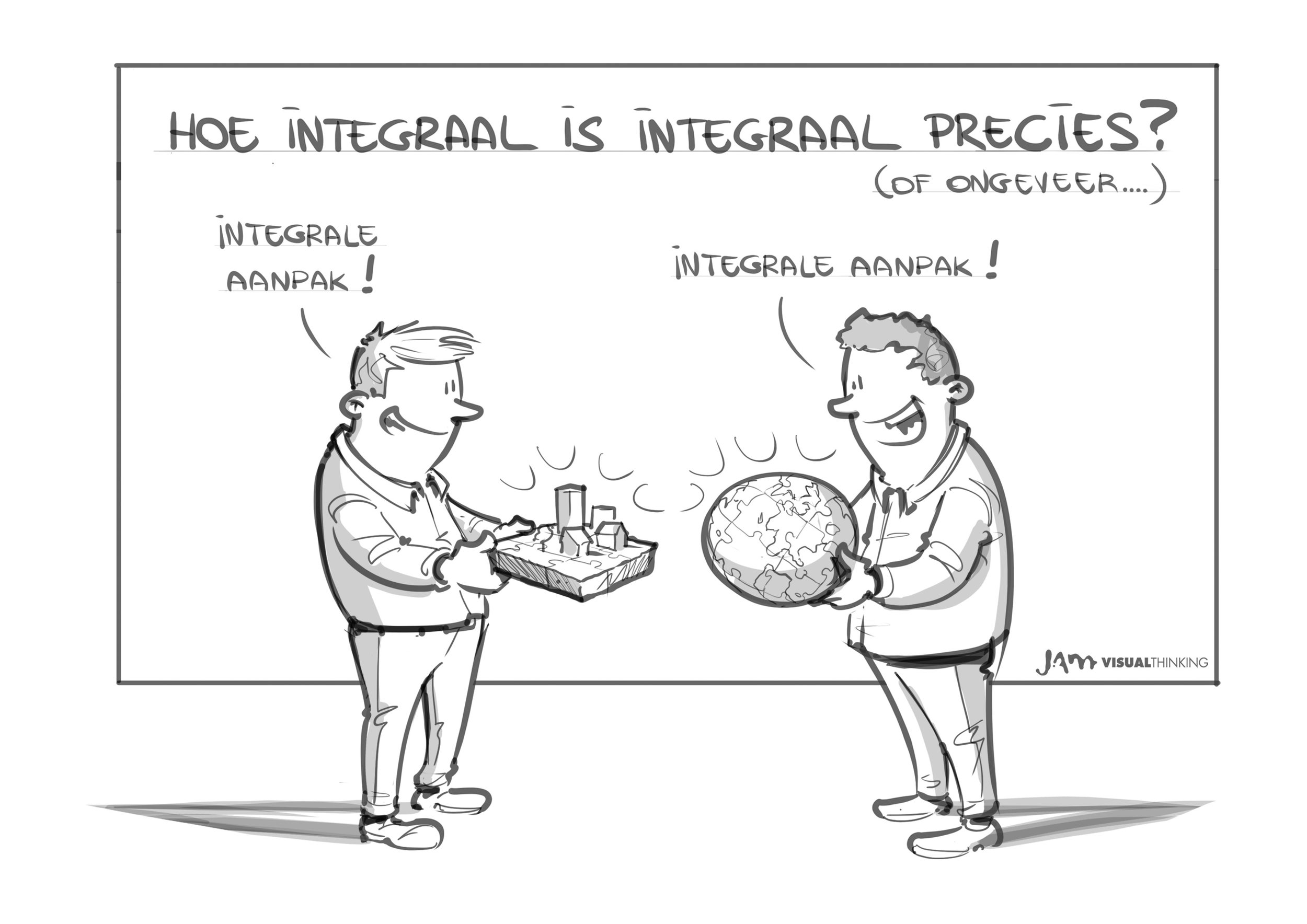 Cartoon 001 (Intergale aanpak) - de Wereld van JAM visual thinking.jpg