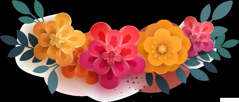 Flores del Huerto