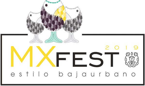 Logo del MXFEST 2019