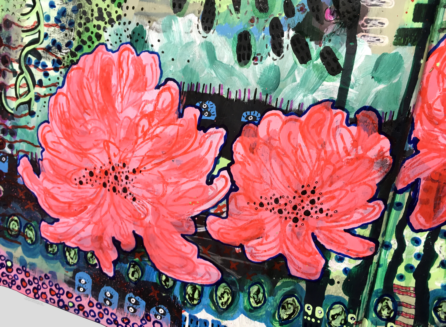close-up-floral-of-overgrown-art-journal-page-mixed-media-copyright-emk-wright-2017.jpg