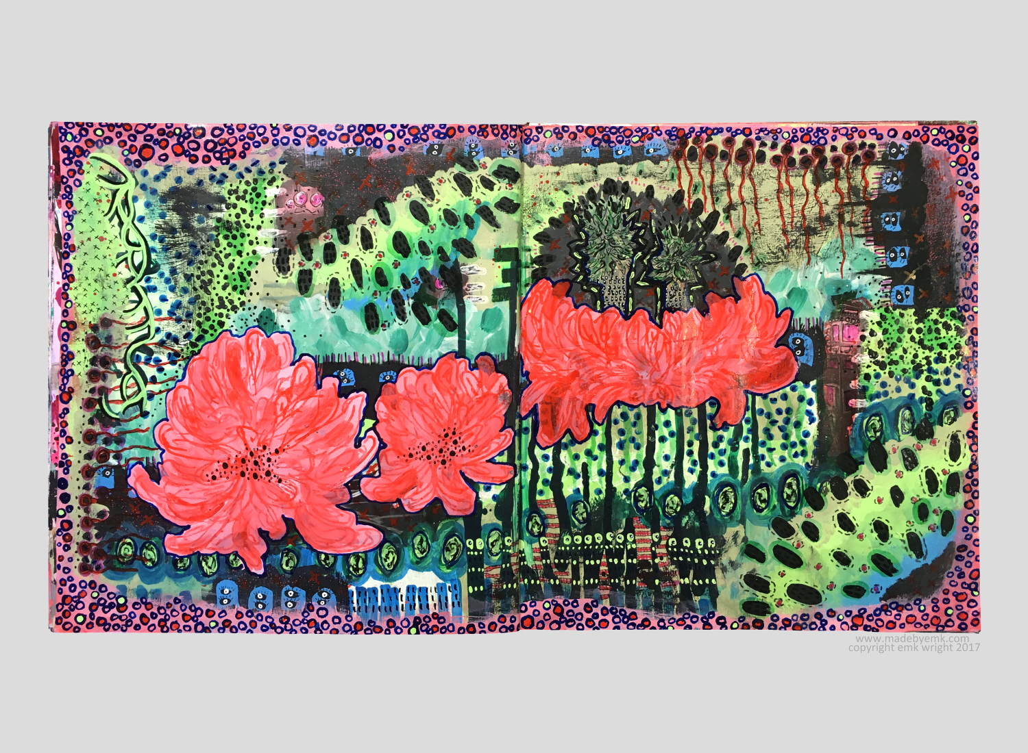 overgrown-art-journal-page-mixed-media-copyright-emk-wright-2017.jpg