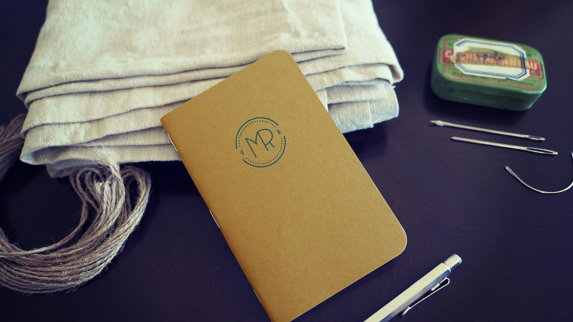 Branding Project Logo Design Business Card || Atelier MR