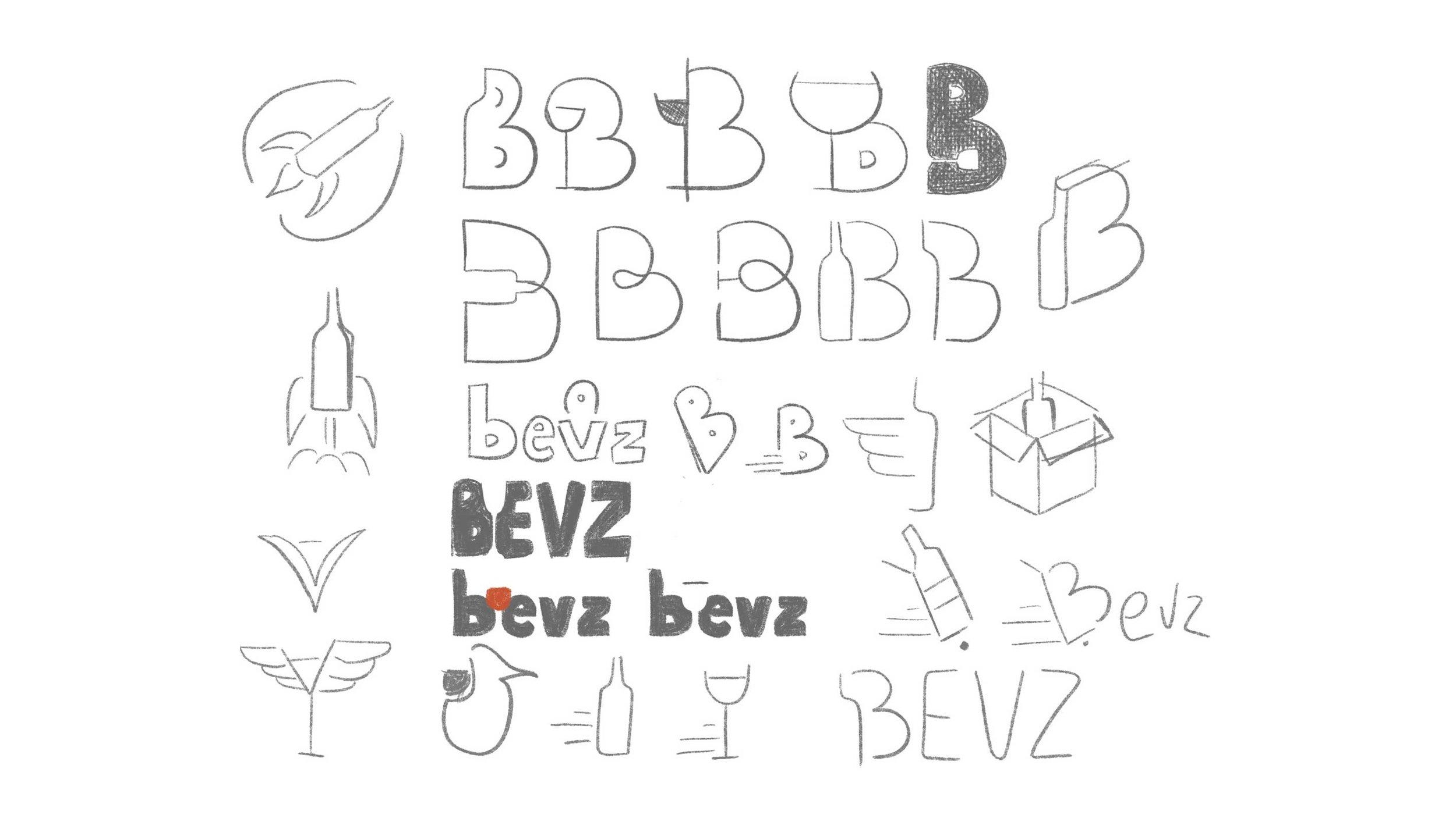 Branding Project Logo Design Mobile Application || Bevz