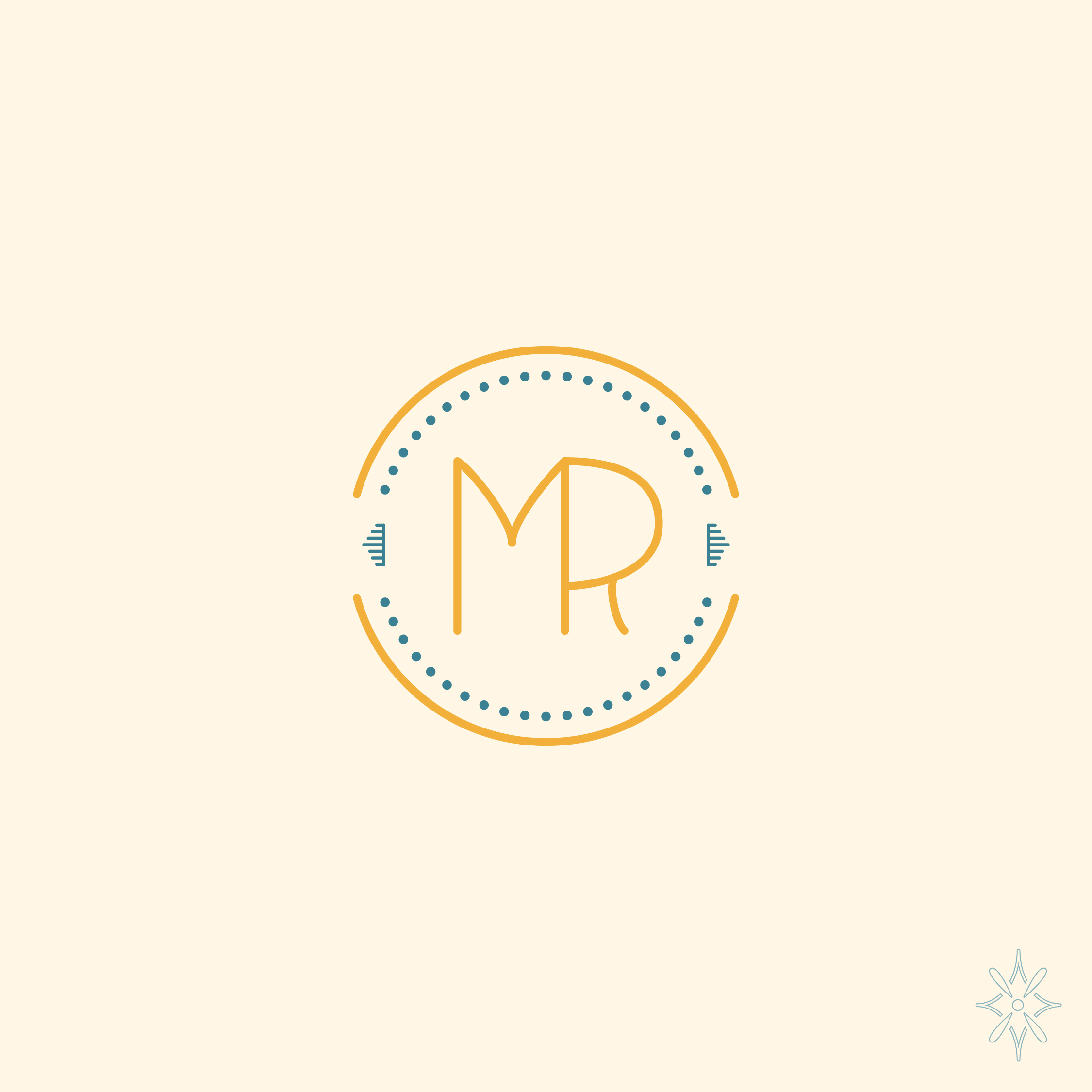 Logo Design Atelier MR