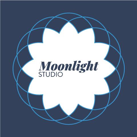 Moonlight-Studio-Logo Design Brand Identity