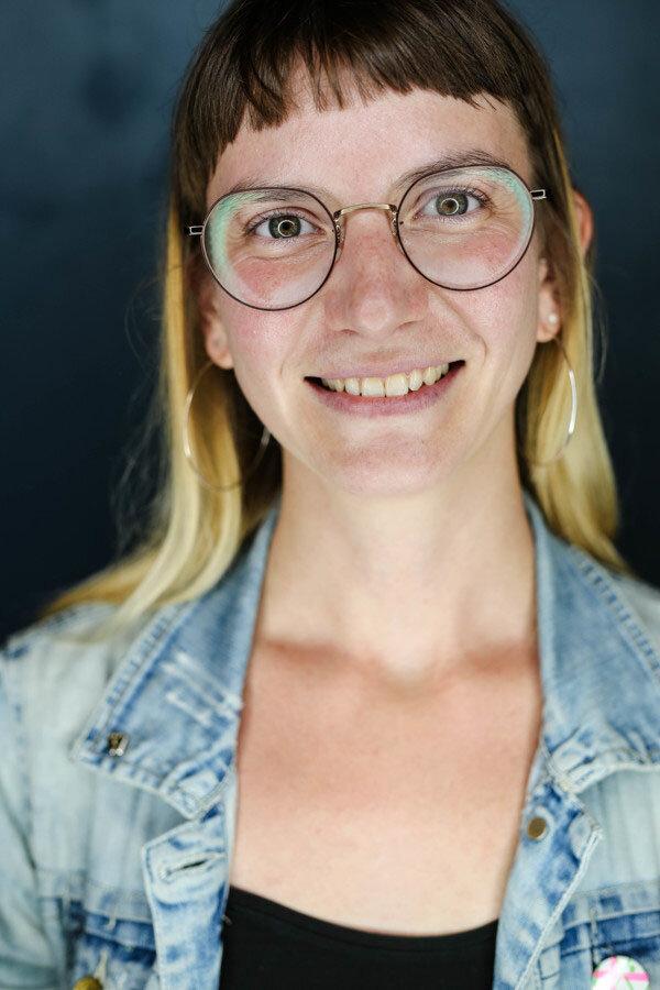 Jeanne Carlier Portrait Lisandra Vazquez