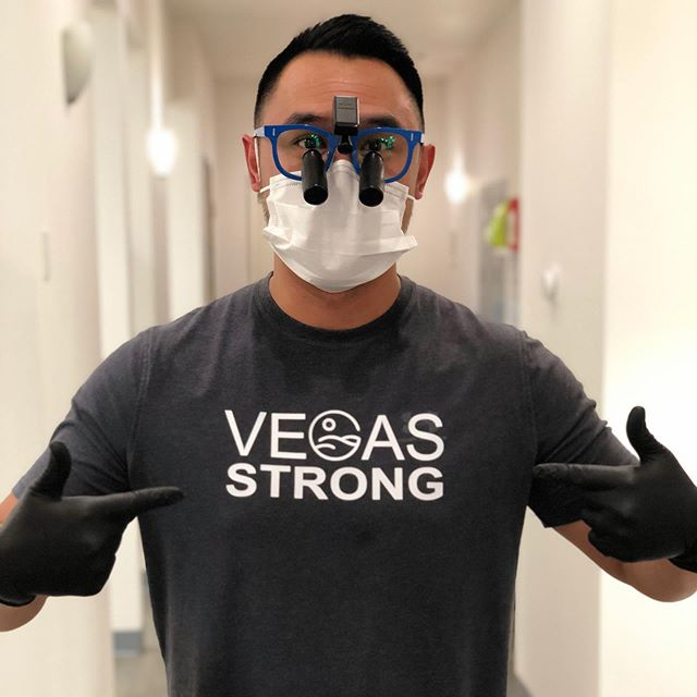 Born here, raised here, just moved here, moved here more than XX years ago, doesn't matter, we are ALL Vegas.  10.1.17 . . . #vegasstrong #1october #remember . .  #desertinnsmileslv #lasvegasdentist #summerlin #summerlinlv  #downtownsummerlin #thelakeslasvegas #desertbreeze #dentalimplants #implants #teeth #vegasstrong #cosmeticdentistry #lasvegas #lasvegaslocals #family