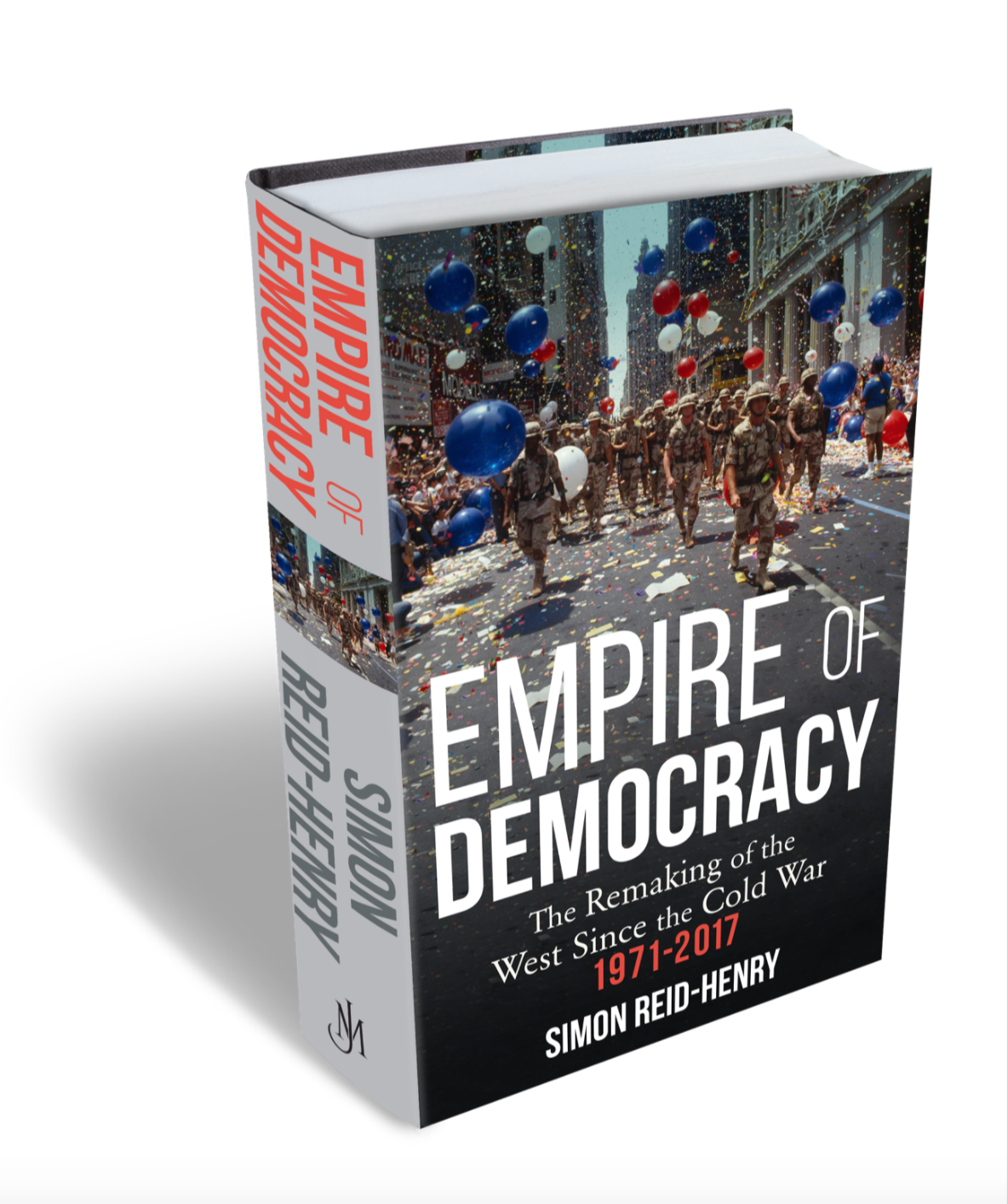 EMPIRE OF DEMOCRACY is out in the US, UK and Canada in June. Available for pre-order now. - For Media and Press Enquiries: Yassine Belkacime (Yassine.Belkacemi@hodder.co.uk)