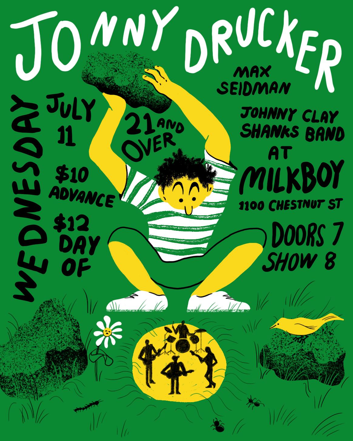 Milkboy 7.11.2018