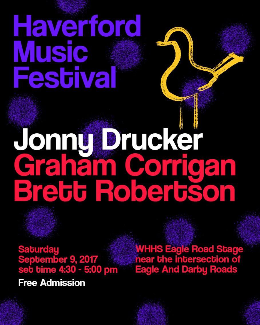 Haverford Music Festival 9.9.2017