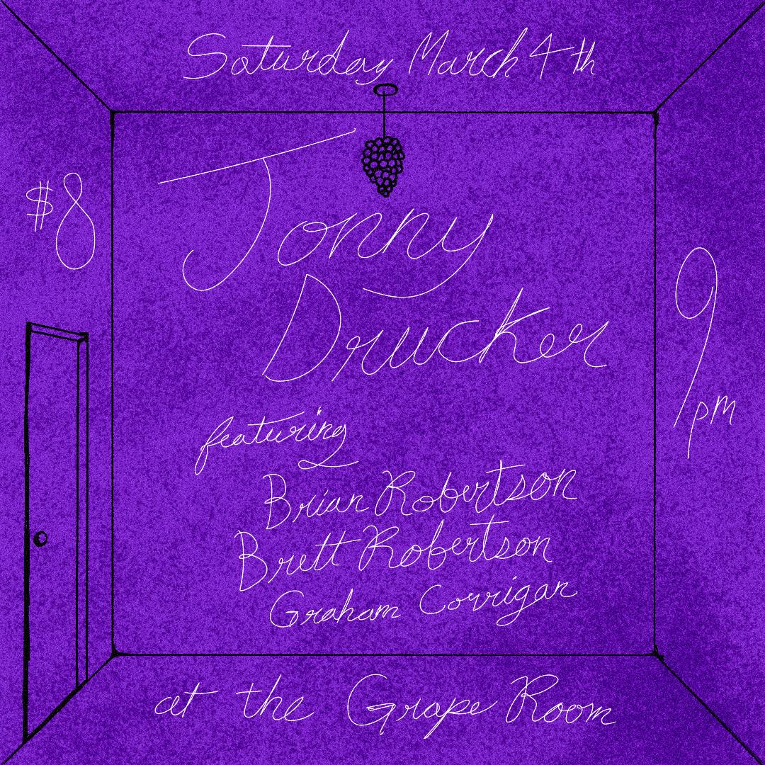 The Grape Room 3.4.2017