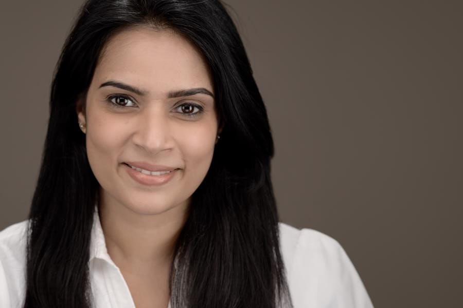 Divya VN Kumar, INterior Designer, Woman Headshots