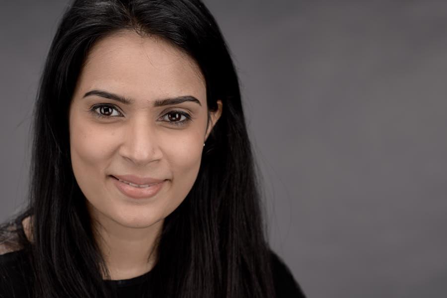 Divya VN Kumar, Interior Designer, Portfolio Headshots