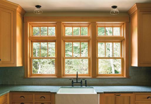 New Andersen Windows -