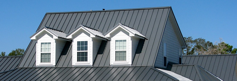 METal Roofing Can be modern or Traditional: You Choose