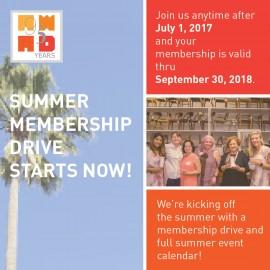 AWA+D Membership Drive 2017 3 Free Months