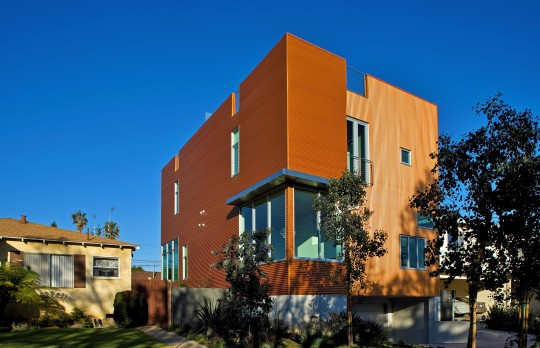 Penmar Residences MGS architecture Venice california modern