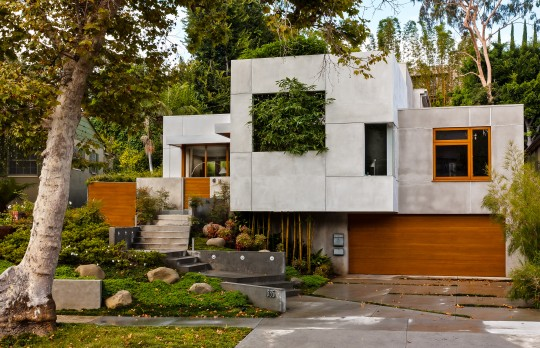 Lane Residence MGS architecture Los Angeles California modern
